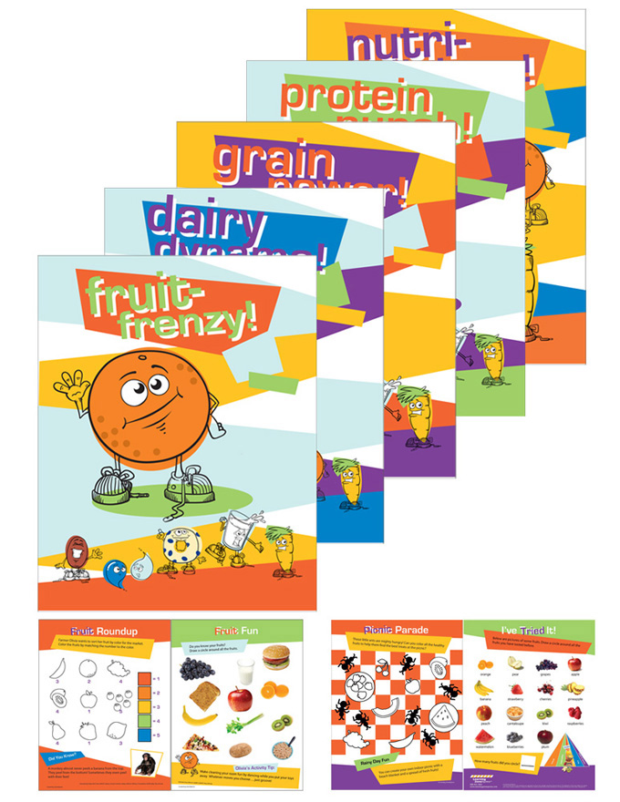 kids activity workbooks