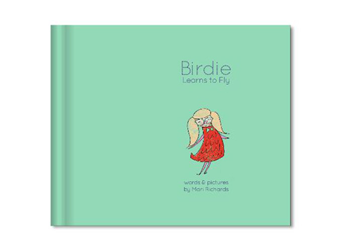 Birdie Learns to Fly Childrens Book