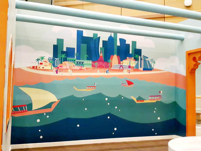 Children's Hospital Murals & Magnets